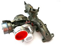 Turbocharger 54399880022