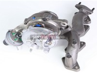 Turbocharger 757042-9018S